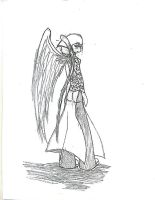 Zeshi the angel of death by catgirl-23