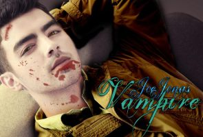 Joe Jonas Vampire by NataliaJonas