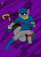 Instiogator of Slyness by Stripes-the-Raccoon