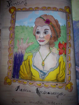 Andrea Rosenberger - Journal page 24 by hananas59