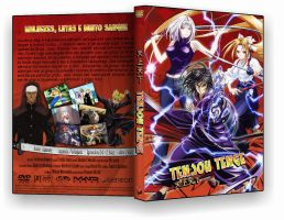 Tenjou Tenge DVD Cover by Marcusvl