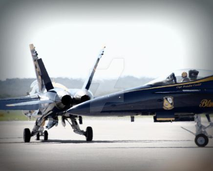 Blue Angels by shadowcolors15