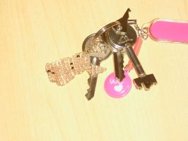 The key of my girlyness by francy-stock