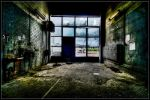 the Garage HDR workshop by Ghost247