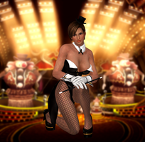 Lisa Hamilton(Circus Queen) Dead or Alive 5 Ultima by XKamsonX