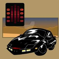 Knight Rider by Sideways8Studios