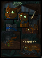 Warriors Into the Wild - pg. 7 by SassyHeart