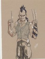Daken: Pick Your Poison by Onore-Otaku
