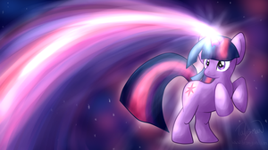 Cosmic Rainbow MLP Wallpaper by Mr-Talisman