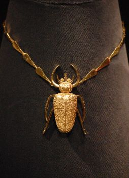 Gold Bug by MLeighS