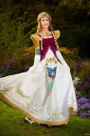 Princess Zelda 2 by neko-tin