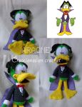 Count Duckula by Aracne91