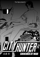 City Hunter- Shinjuku at war by The-Hige