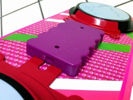 Mattel Hover Board - Limited Gravity by Jamie-Egerton
