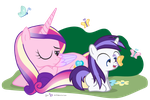 Butterfly Starshine by dm29