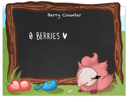Drei Berry Counter by Vixie-Bee