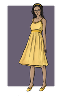 Reunion Dress by hersb
