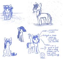 a small sketch dump by Meeshabishy