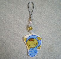 MLP Baby Pound Cake Cellphone Charm FOR SALE by AmyAnnie14