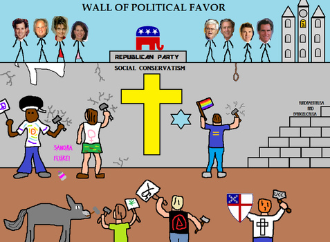 The Fall of Social Conservatism by FabianMoonwillo
