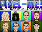 Pixel-Me! by BumblebeeGames