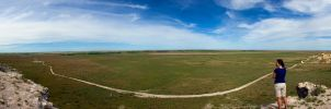Castle Rock Panoramic 1 by factorone33