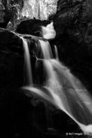 Lumsdale Waterfall by MichaelJTopley