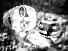 Piero and disco ball by Greensupersheep