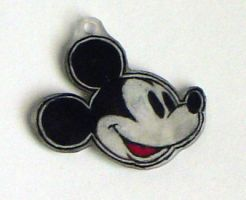 Fangirl Charms- Mickey by Isilian