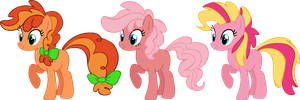 Pinkiejack adoptables CLOSED by AdolfWolfed4Life