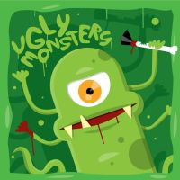 Ugly monster by Bespring