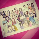 Me and my Friends by jevibecl10
