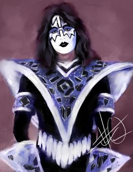 ace frehley by tomsacoolcat