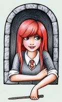 Ginny by ScribbledStars