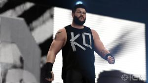 Kevin Owens Entrance Screenshot by ThexRealxBanks