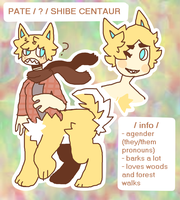 pate ref by tropicalfriend