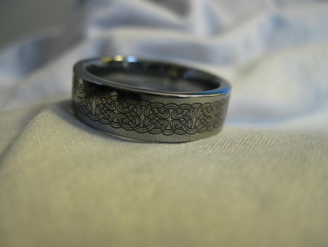 Celtic Ring by sonnysavage