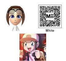 White Mii (Pokemon) by Bobby-sama