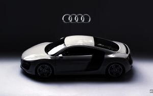Audi R8 pure contrast by 5-G