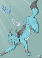 RaiRai: Dragon of Elemental Ch by Jadine