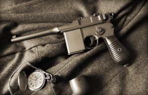 Mauser C96 by JackTheLateRiser