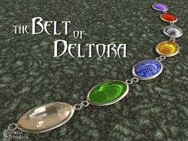 The Belt of Deltora by CorellaStudios