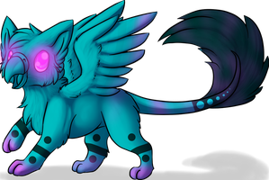 Griffin Adopt (Closed) (NAME YOUR PRICE!) by Firestar999