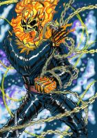 ghost rider 2 by phatdaddyzack