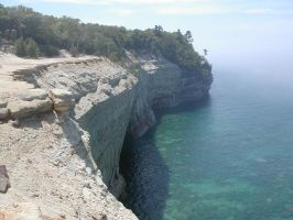 Pictured Rocks 3 by rsholtis