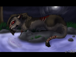 Shallowwater (reposted) by Wolfvids