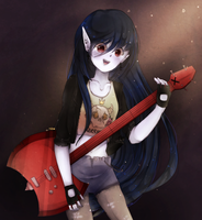 Rock Marcy -- by MiI0