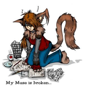 My Muse is Broken
