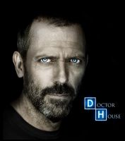 Dr House by Necopole47