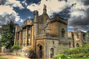 Cathedral House HDR by nat1874